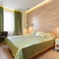 Оформление спальни в современном стиле