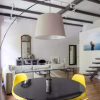 Интерьер гостиной однокомнатной квартиры