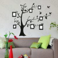 Декоративные элементы для оформления гостиной в эко стиле