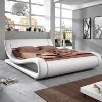 Фантастическая кровать в обычной квартире