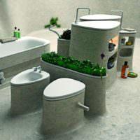 Фантастическая сантехника в необычной ванной