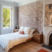 Дизайн спальни своими руками в стиле лофт