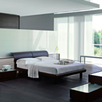 Спальня своими руками в стиле минимализма