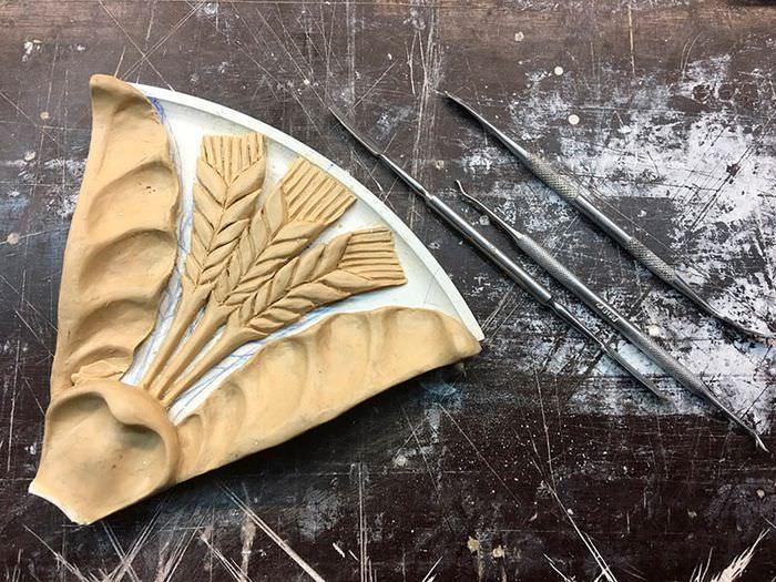 Изготовление лепного декора из гипса своими руками