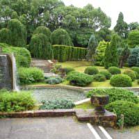 Ландшафтный дизайн сада во французском стиле