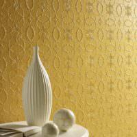 Оттенки желтого цвета в интерьере комнаты