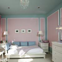 Стиль прованс в оформлении спальной комнаты