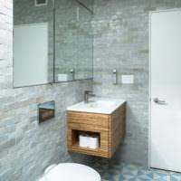 Оригинальный дизайн ванной своими руками