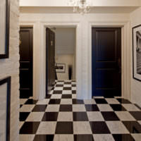 Дверные молдинги в дизайне интерьера