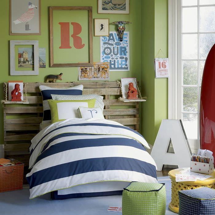 Дизайн комнаты для детей подросткового возраста