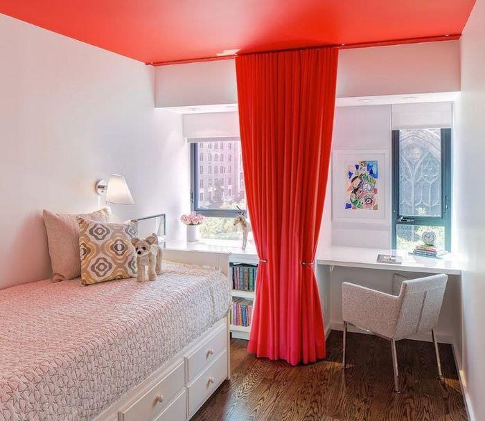 комната для девочки подростка стильные идеи современного интерьера