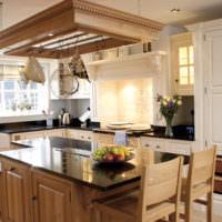 Оформление кухонного пространства в немецкой стилистике
