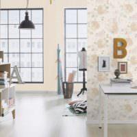 Дизайн гостиной в светлых оттенках