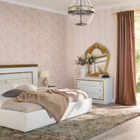 Спальня с раздвижными панорамными окнами