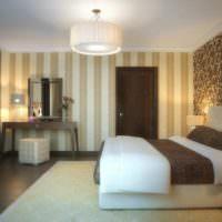 Освещение в спальне в современном стиле