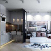 Интерьер квартиры в минималистическом стиле