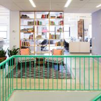 Оформление офиса в скандинавском стиле