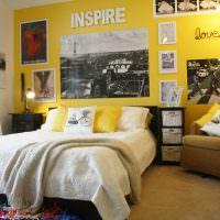 Дизайн спальни мальчика подростка