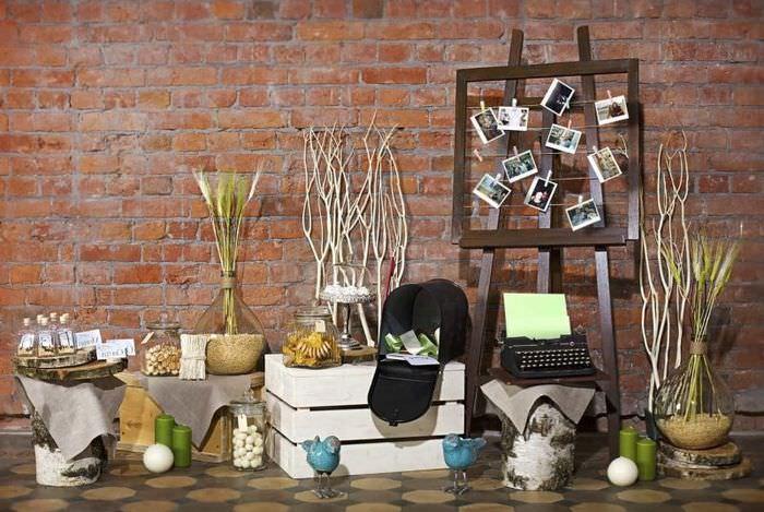 Примеры декораций для украшения домашнего интерьера