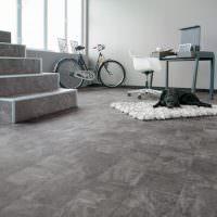 Керамическая плитка серого цвета
