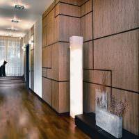 Интерьер коридора в стиле модерн