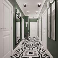 Дизайн узкого коридора в панельном доме