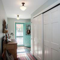 Раздвижные двери из массива сосны