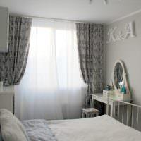 Небольшая спальня девочки подростка