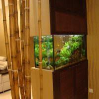 Бамбук в оформлении современного интерьера