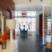 восточный стиль в интерьере частного дома