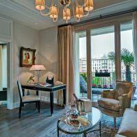 Интерьер квартиры в итальянском стиле
