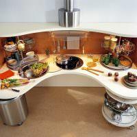 Оригинальная кухня от знаменитого дизайнера