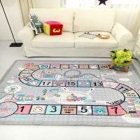 Игровой ковер в детской комнате