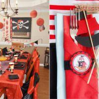 Пиратские атрибуты для детского праздника