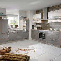 Дизайн современной кухни в частном доме