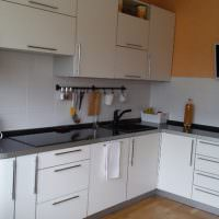 Кухонный гарнитур угловой планировки