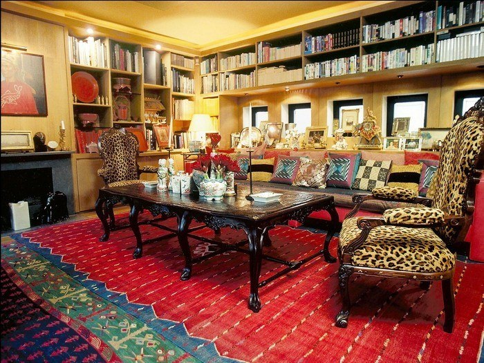 Декорирование комнаты в стиле китча