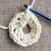 Вязание коврика крючком своими руками
