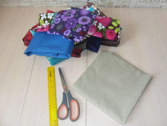 Материалы для изготовления декоративной подушки