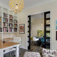 Раздвижные двери в интерьере дома