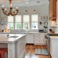 Мойка в кухонном острове