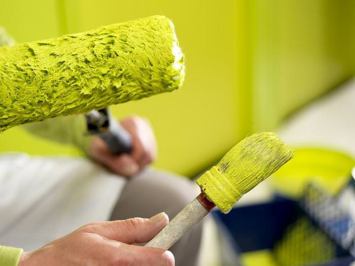 Качественная краска для кухни.