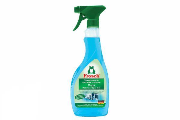 Универсальное чистящее средство. Отлично очищает духовку
