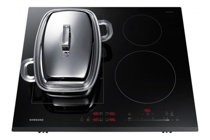 плита Samsung.