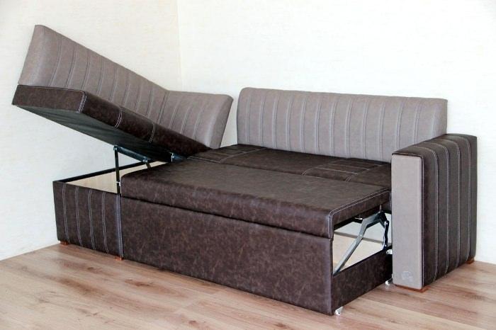 Раскладной механизм дивана.