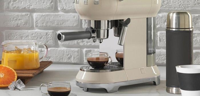 Как работает чалдовая кофемашина.