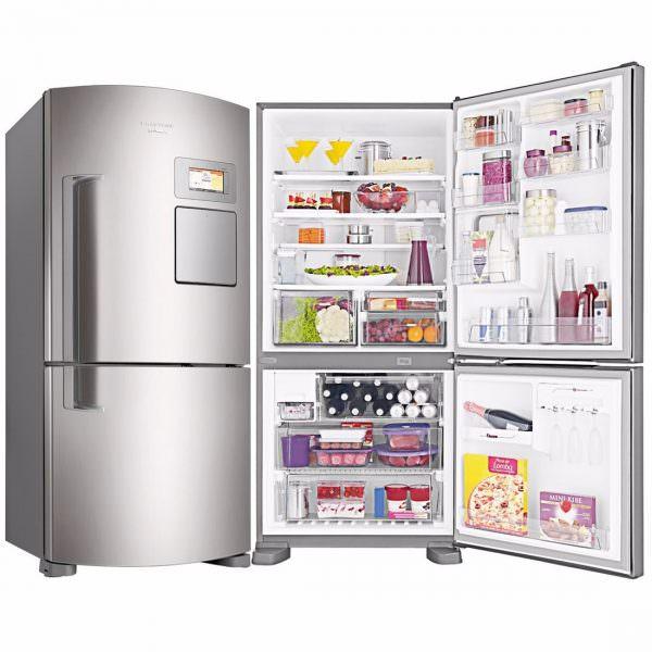 сухая заморозка означает, что это особая система разморозки в холодильных агрегатах,