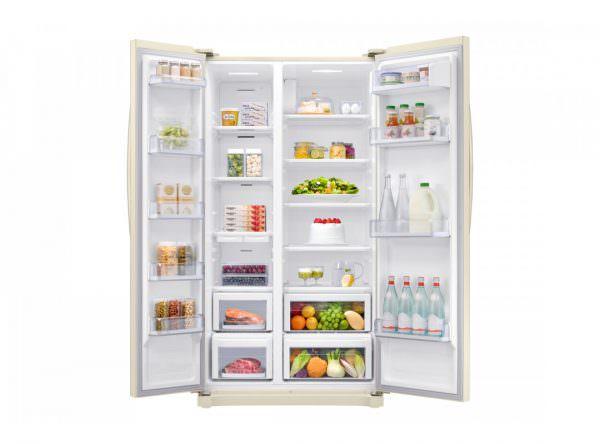 Холодильнки с сухой заморозкой не требуют постоянного размораживания