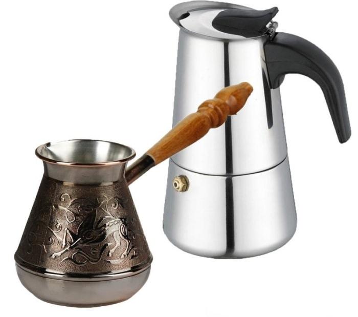 Джезве для кофе.