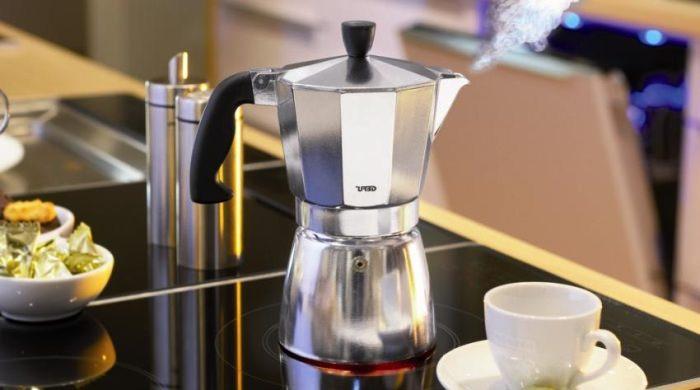 Коктейли в кофемашине.